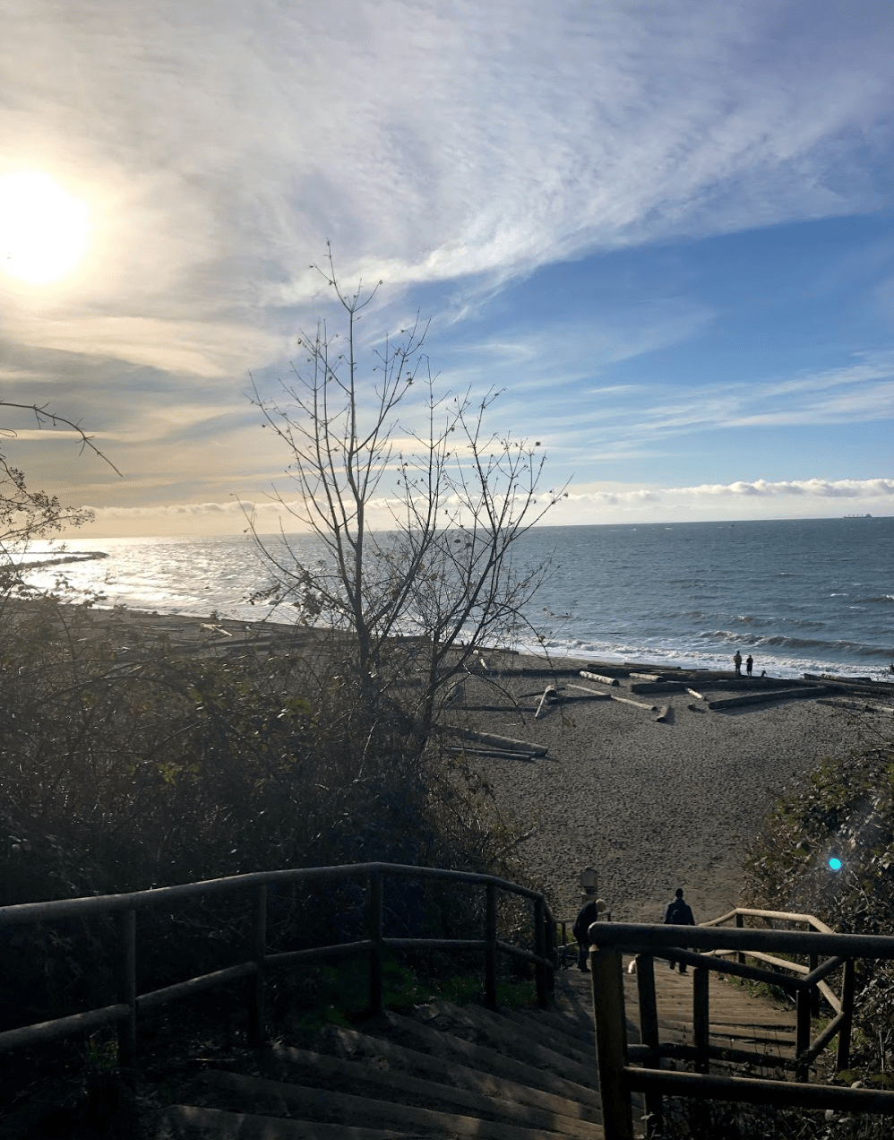 Vancouver's best beaches: Wreck Beach