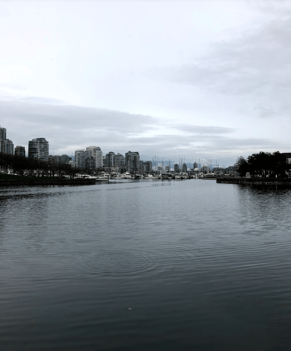 Living in Vancouver: the rain
