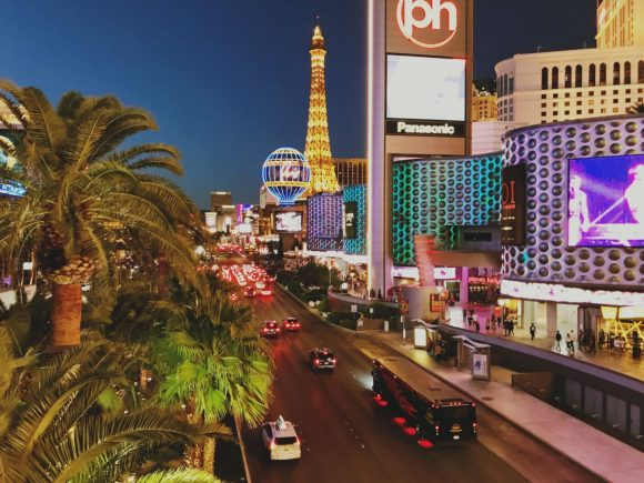 The best party cities in the world: Las Vegas, Nevada