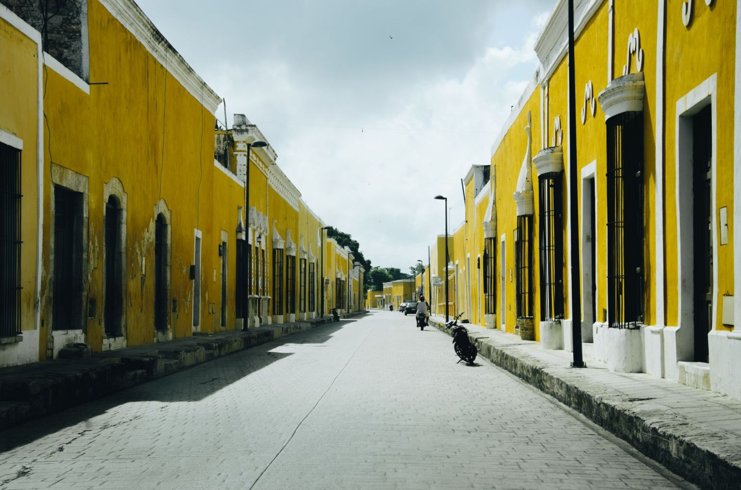 Izamal, Mexico is one of the world's most colourful cities