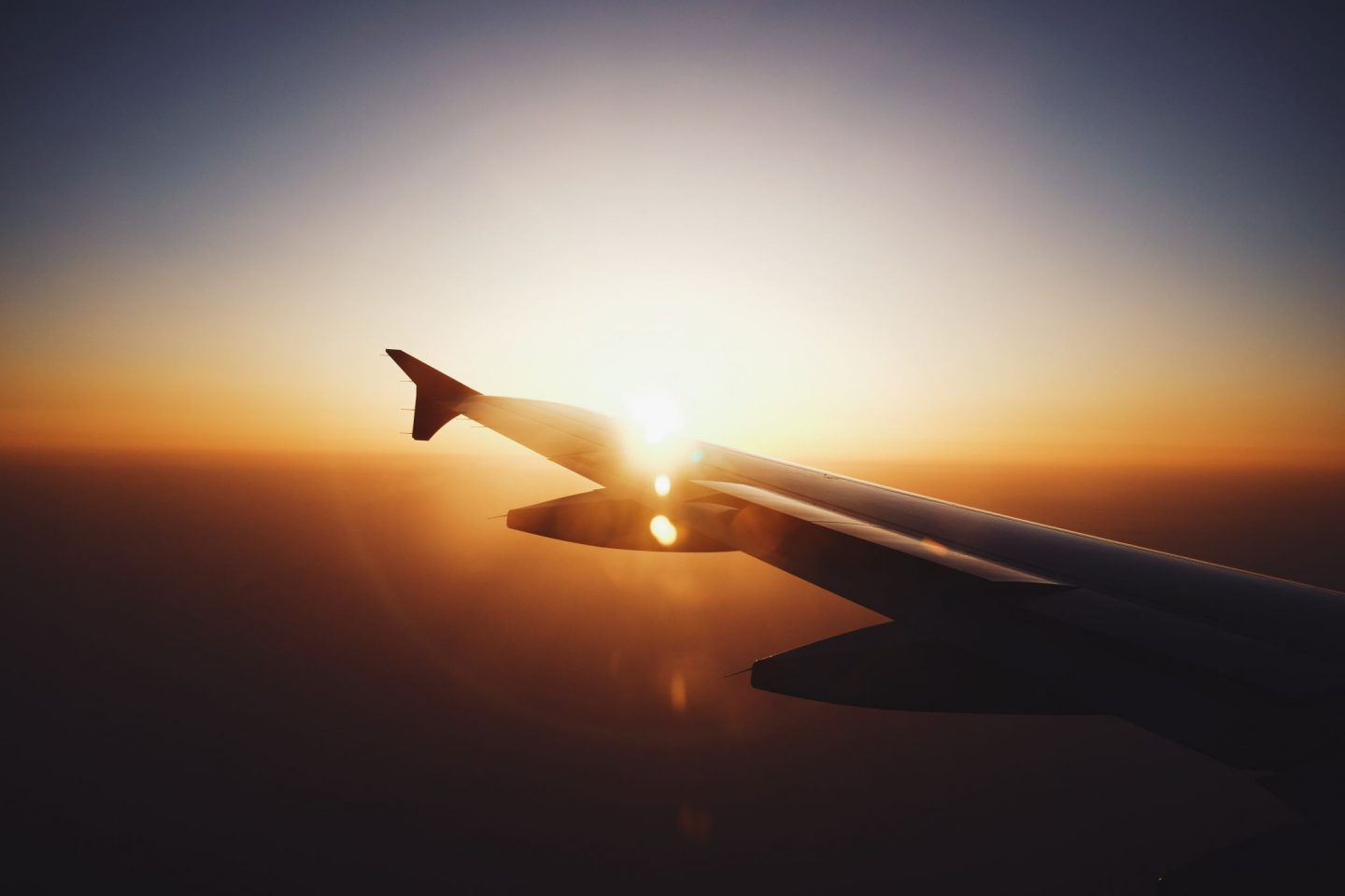 A checklist for moving abroad: booking your flight