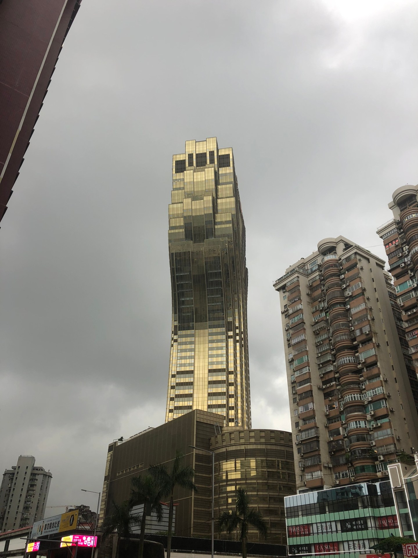 Lisboa Tower, Macau