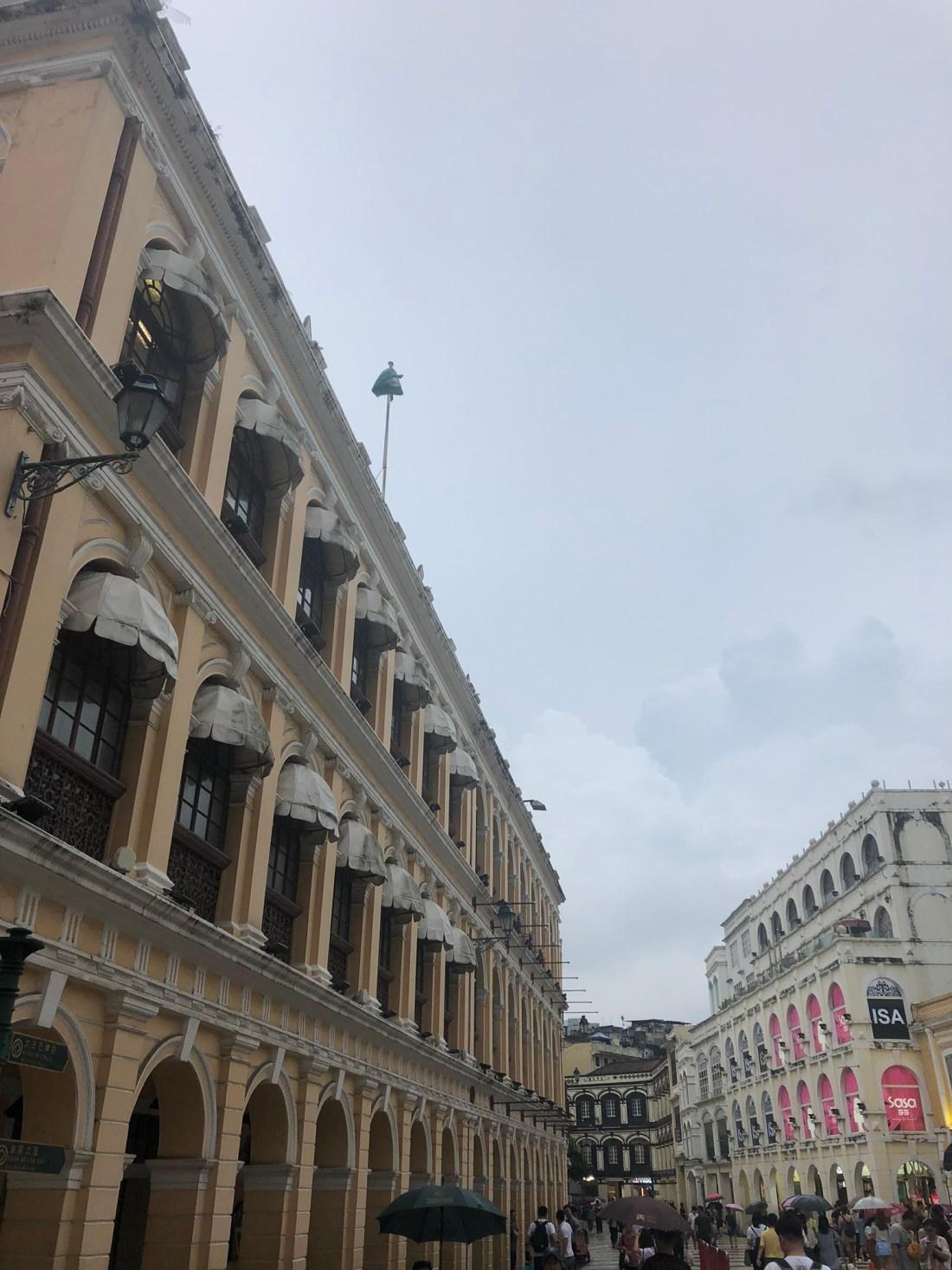 Senado Square, Macao