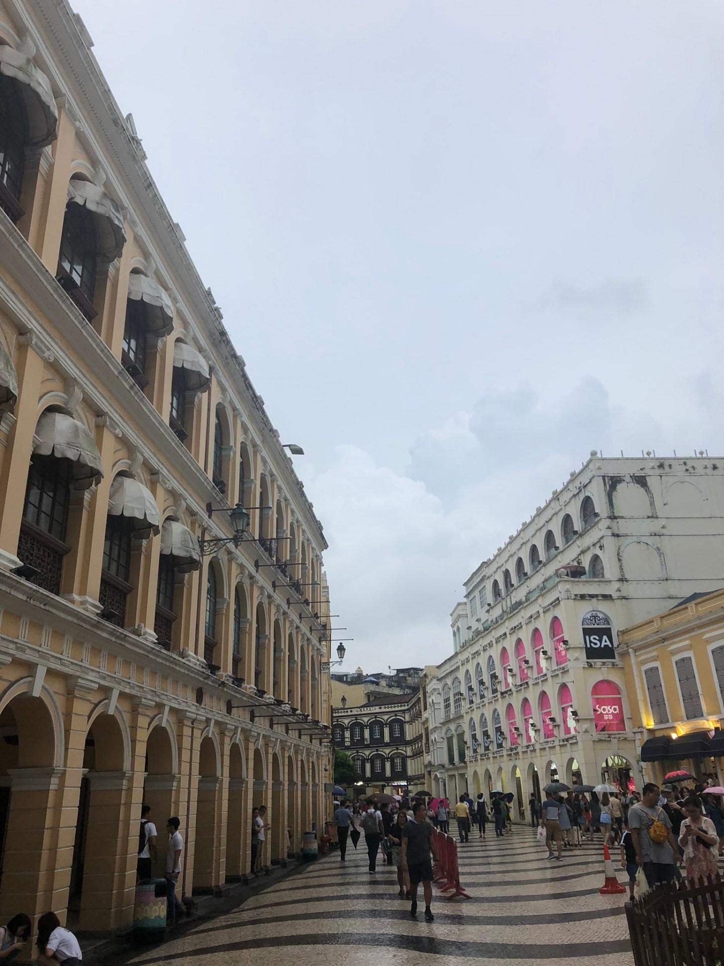Senado Square, Macau, China