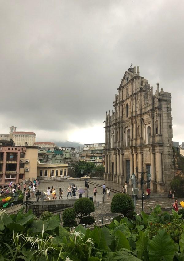 Taipa Village, Macau