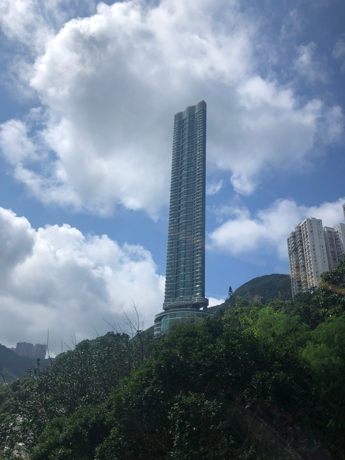Views on the way to Victoria Peak