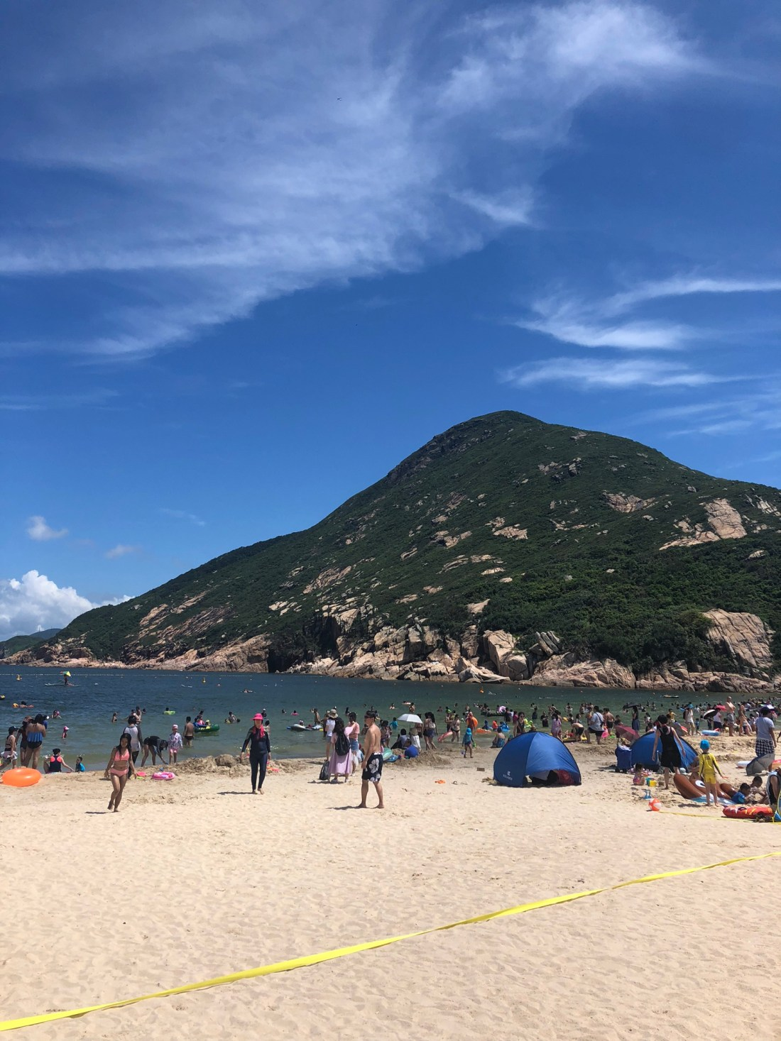 Shek O, Hong Kong