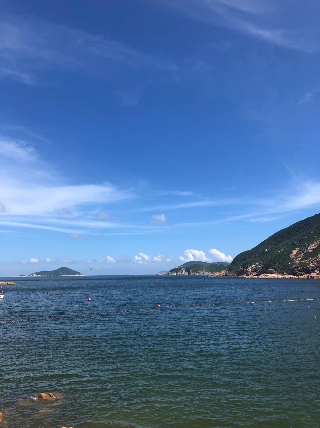 Shek O Beach, Hong Kong
