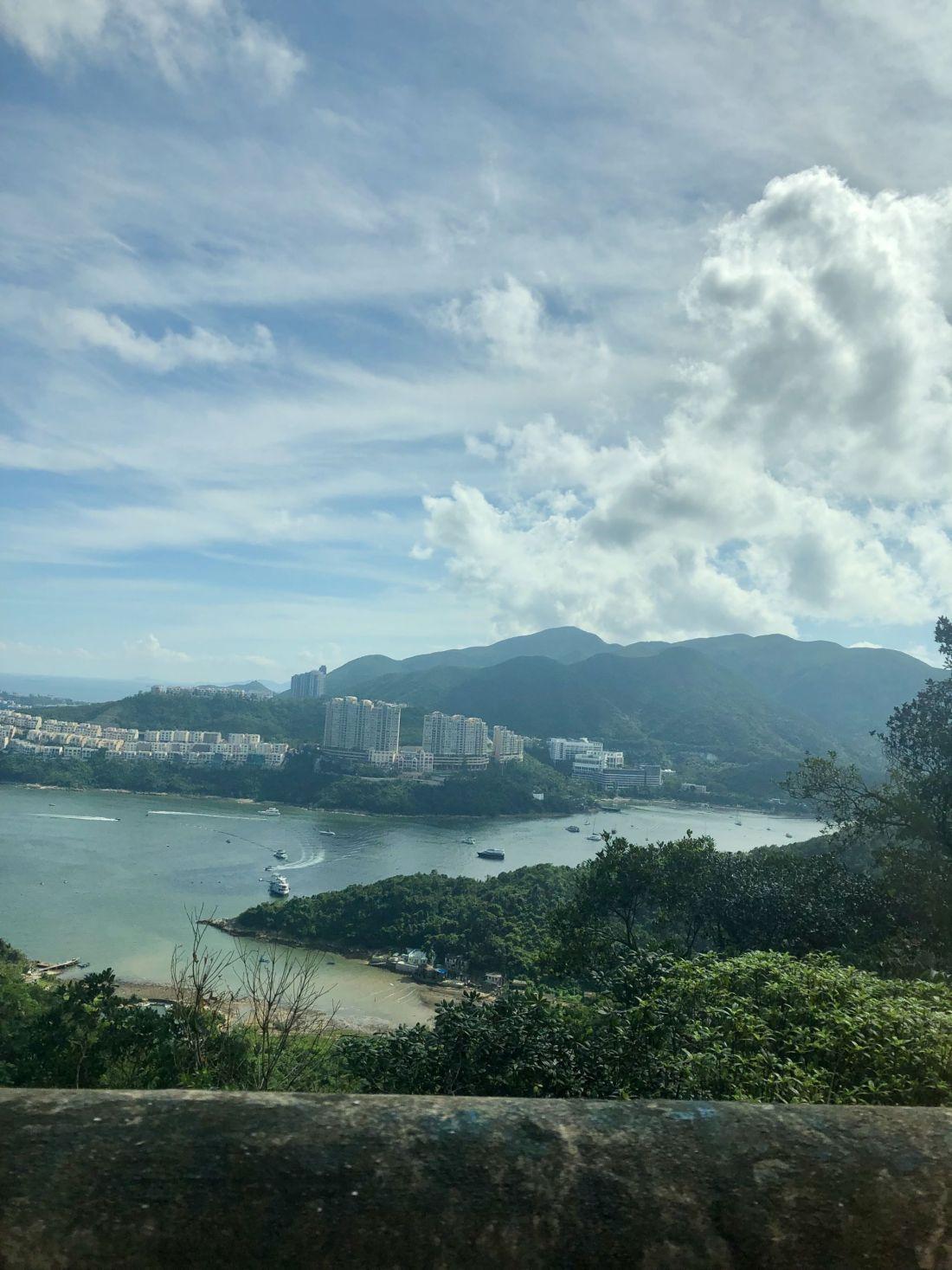 Views over Shek O, Hong Kong