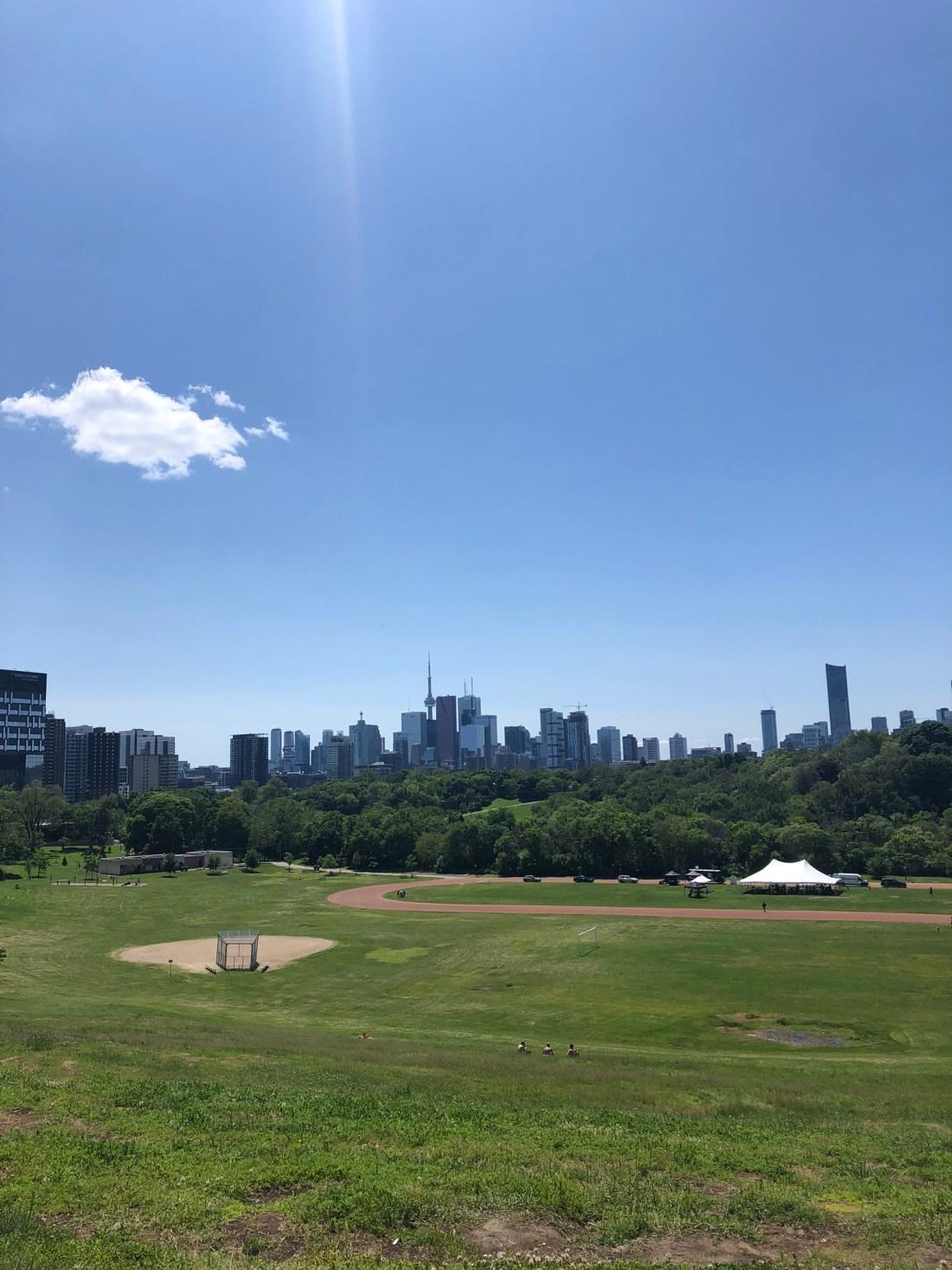 Summer in Toronto: Broadview Park
