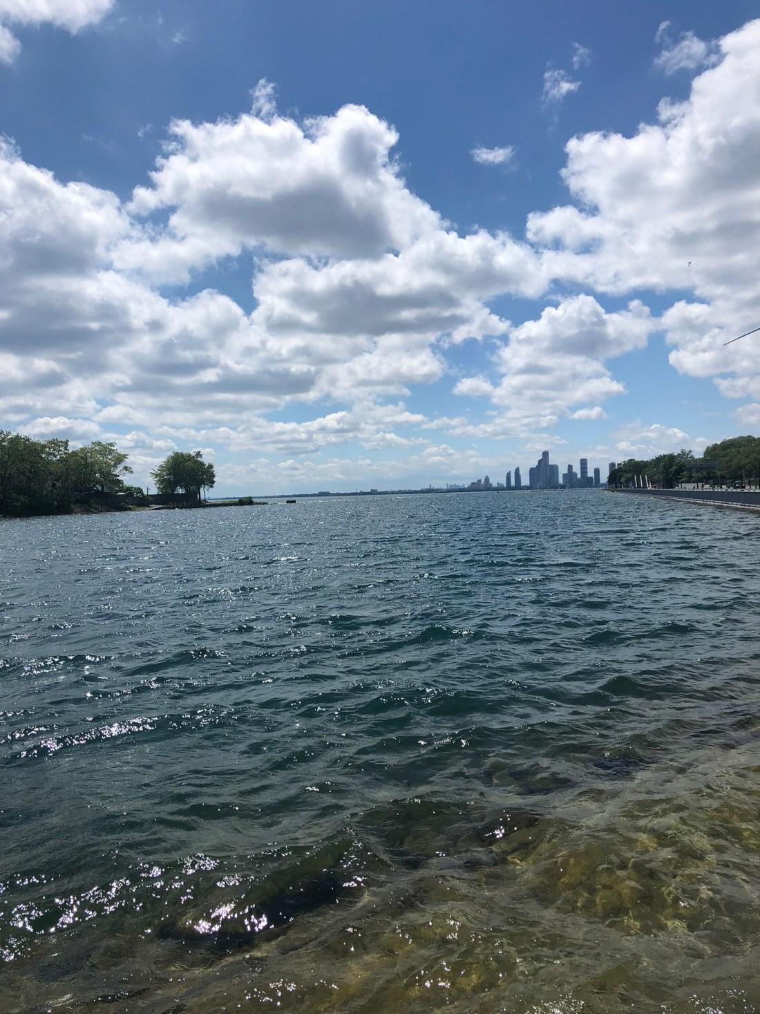 Summer in Toronto: Lake Ontario