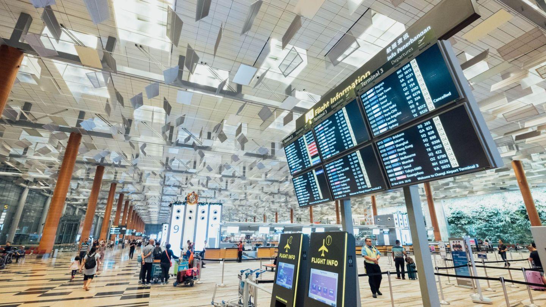 Seoul Incheon Airport, South Korea