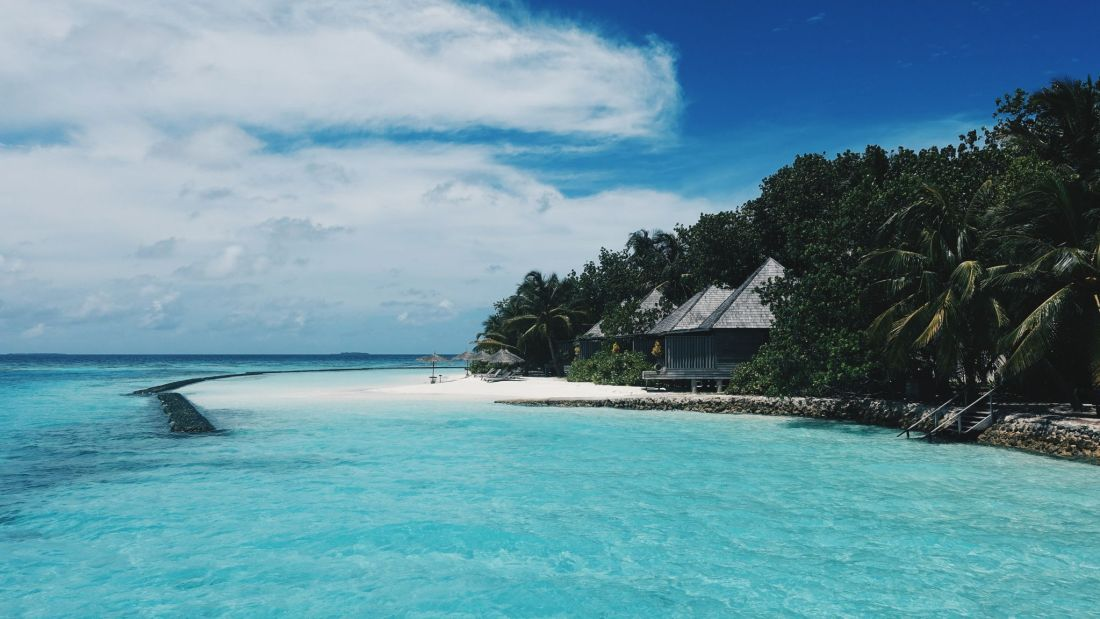 World's best rooftop bars: Sky Maldives