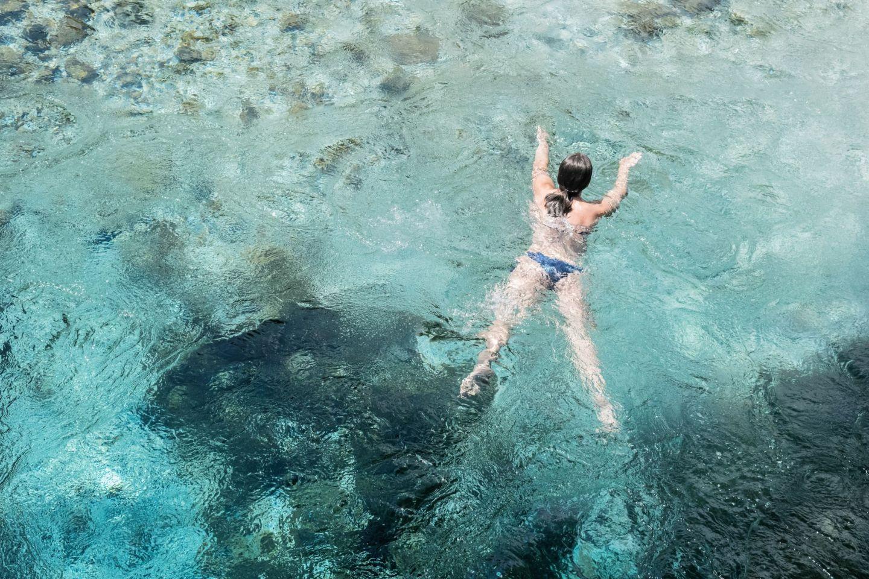 Top summer holiday destinations: Blue Eye, Albania