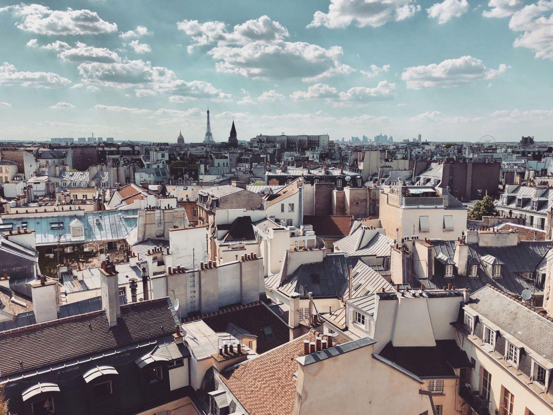 World's best rooftop bars: Le Rooftop, Paris