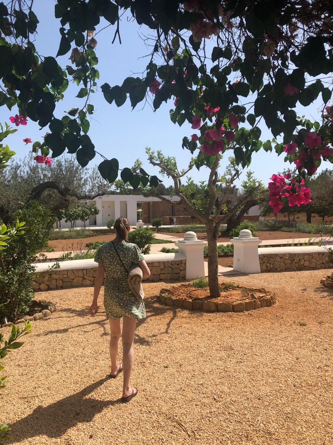 Ca Na Xica gardens, Ibiza