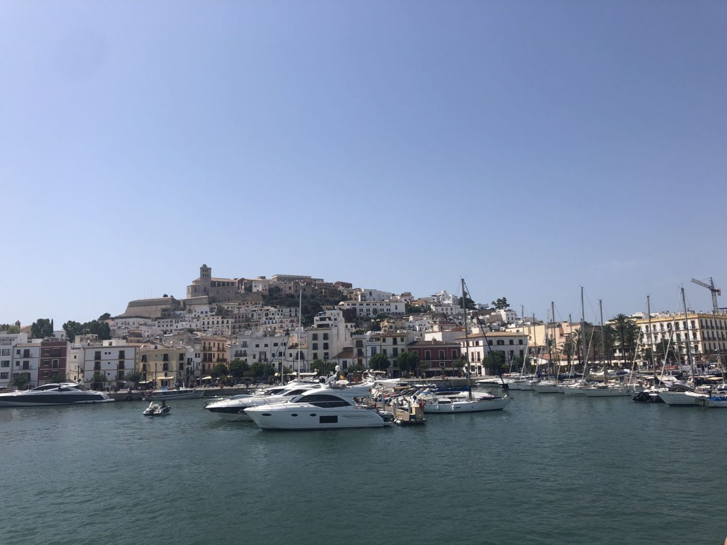 Best places to visit in Ibiza: Ibiza Town, Ibiza