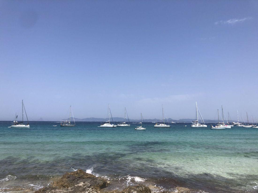 Best places to visit in Ibiza: Playa de Ses Illetes, Ibiza