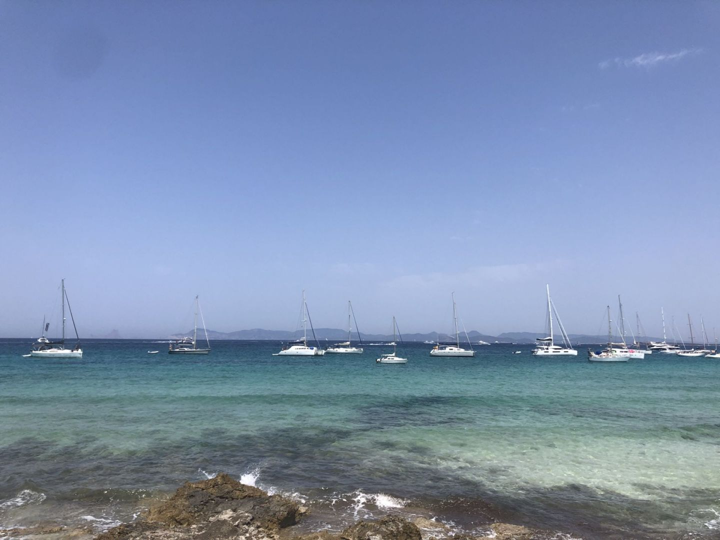 Best places to visit in Ibiza: Playa de Ses Illetes, Ibiza
