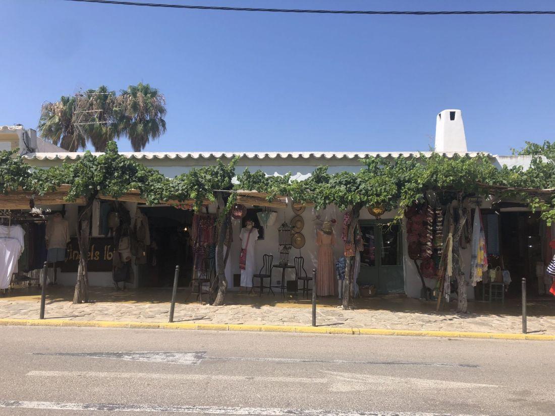 Market in Santa Gertrudis, Ibiza