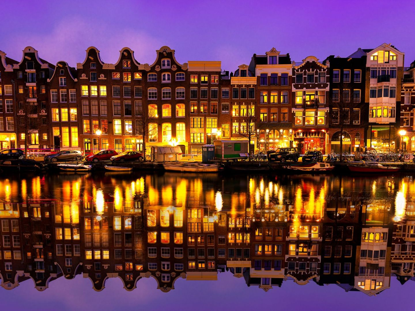 Europe's best party cities: Amsterdam, Netherlands