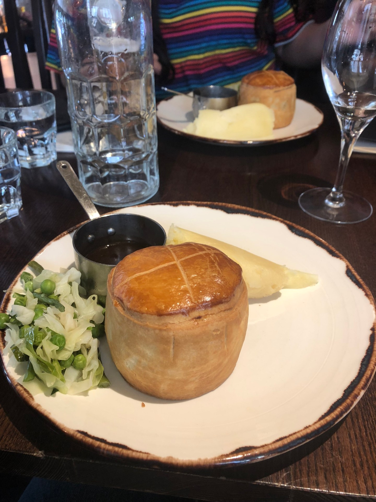 London bucket list: eating pie and mash