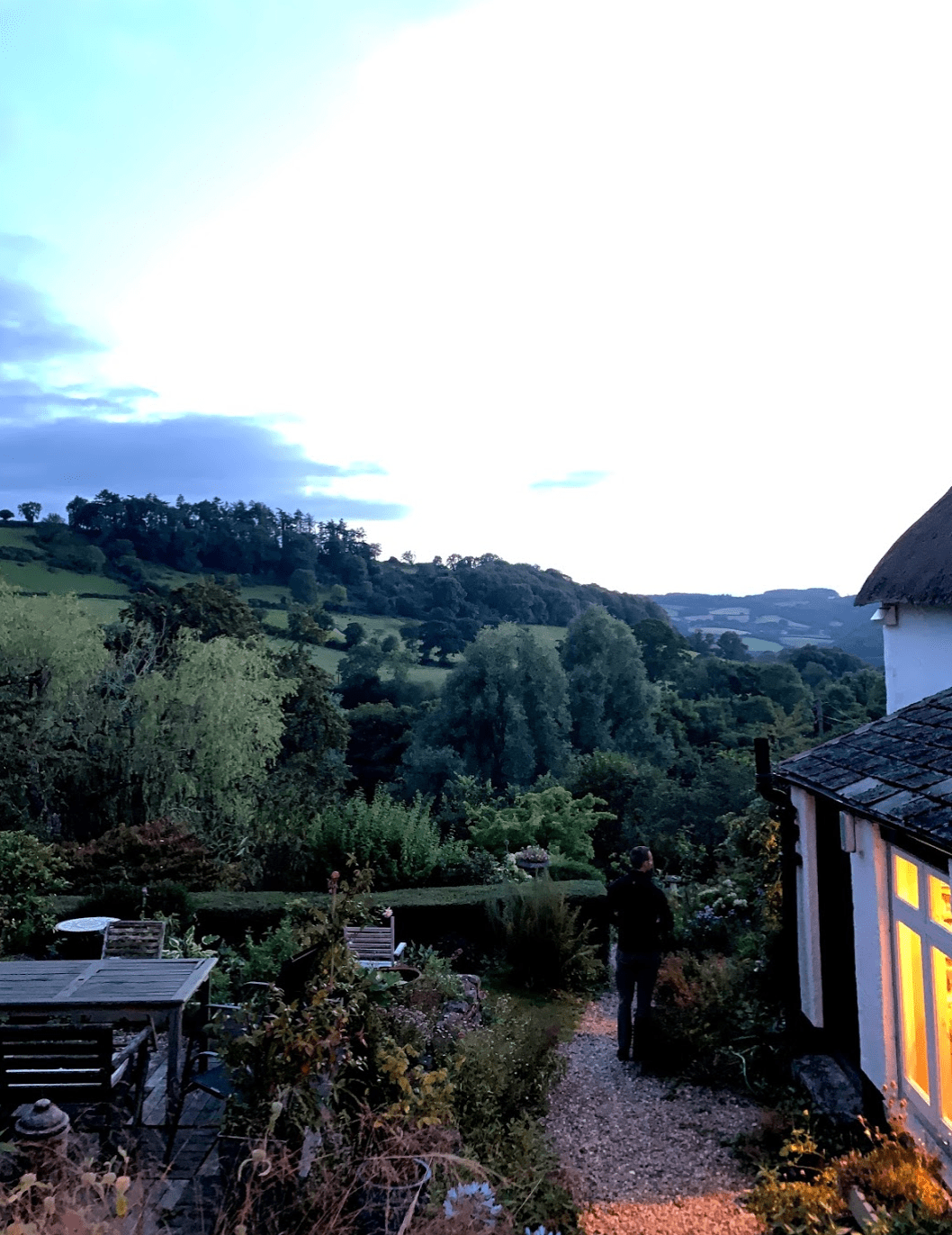 Views of the Devon countryside
