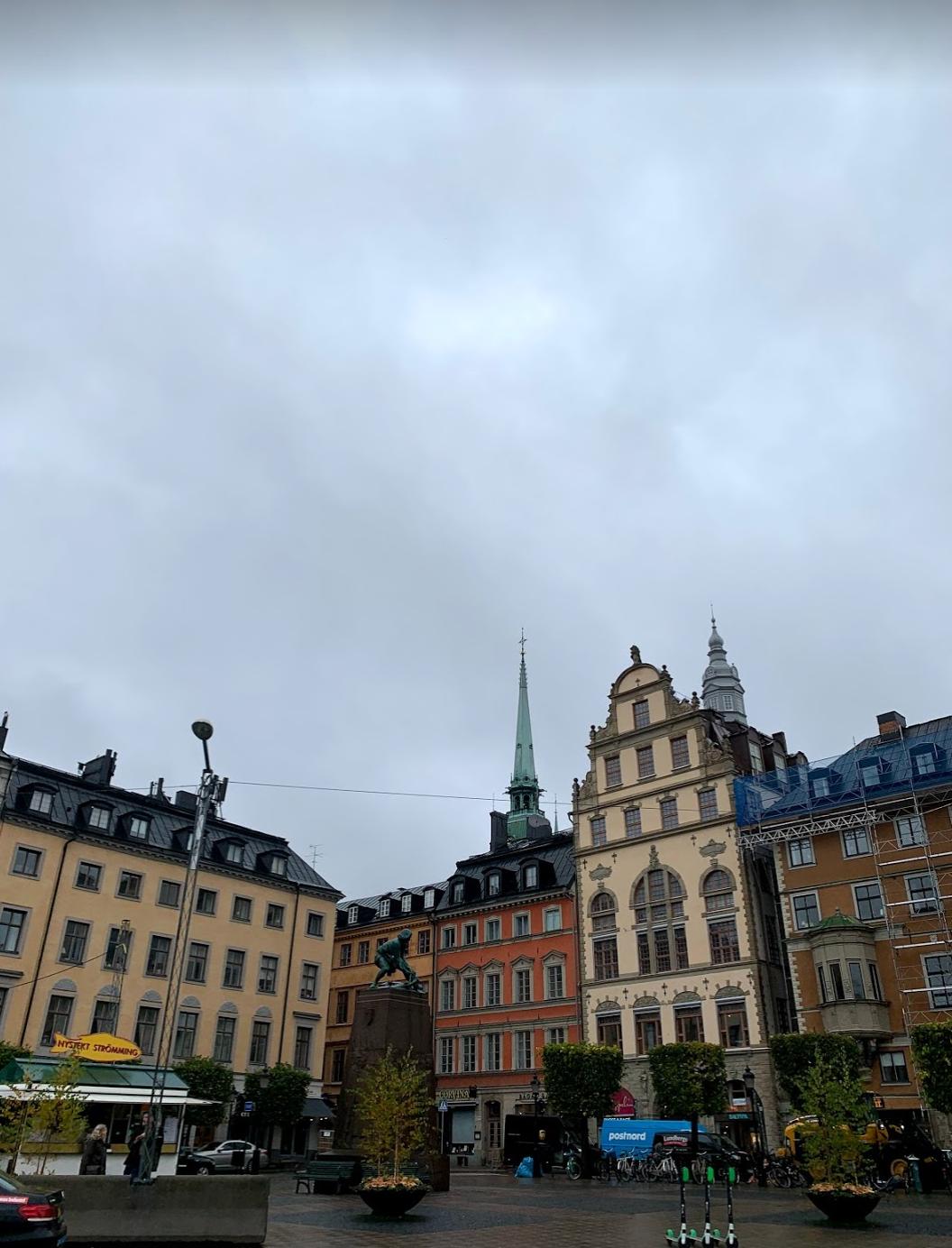 Views of Stockholm, Sweden