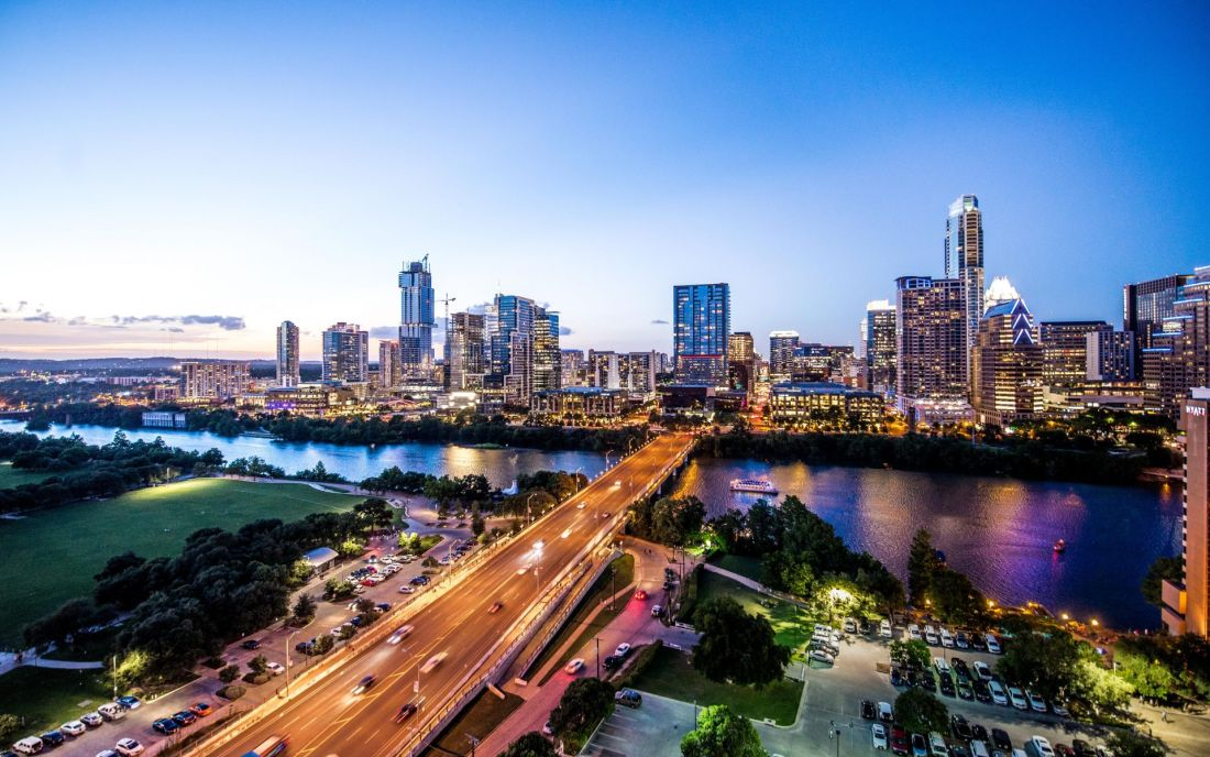 Best Party Cities in the USA: Austin, Texas