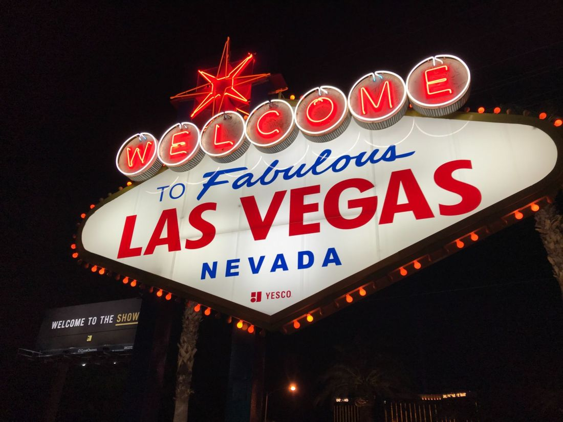 Best party cities in the USA: Las Vegas, Nevada