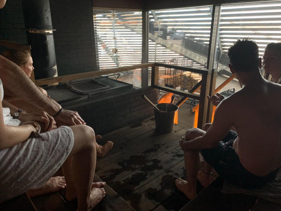 Saunas at Löyly, Helsinki