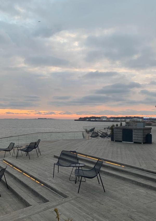 Löyly, Helsinki