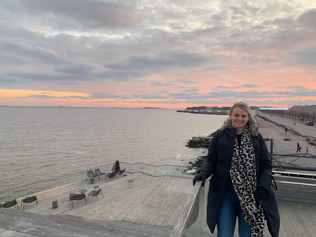 Laura at Löyly, Helsinki