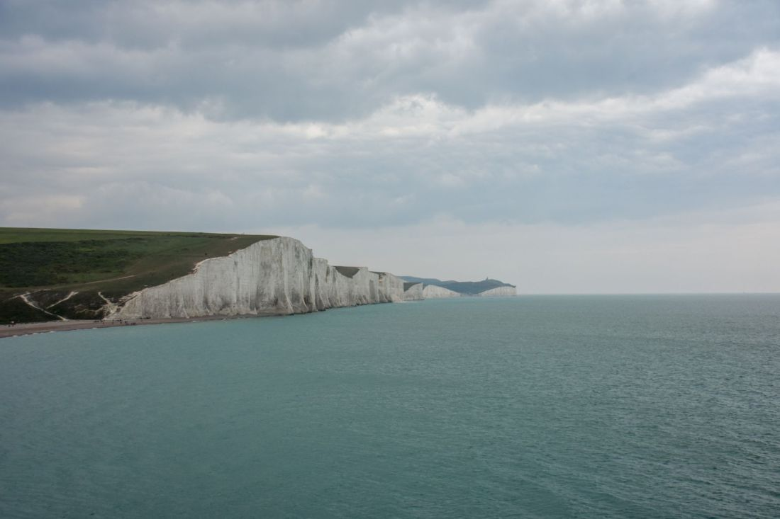 Seven Sisters, Eastbourne