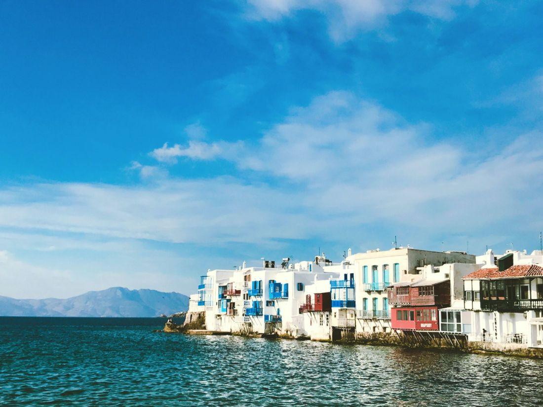 World's best party islands: Mykonos, Greece