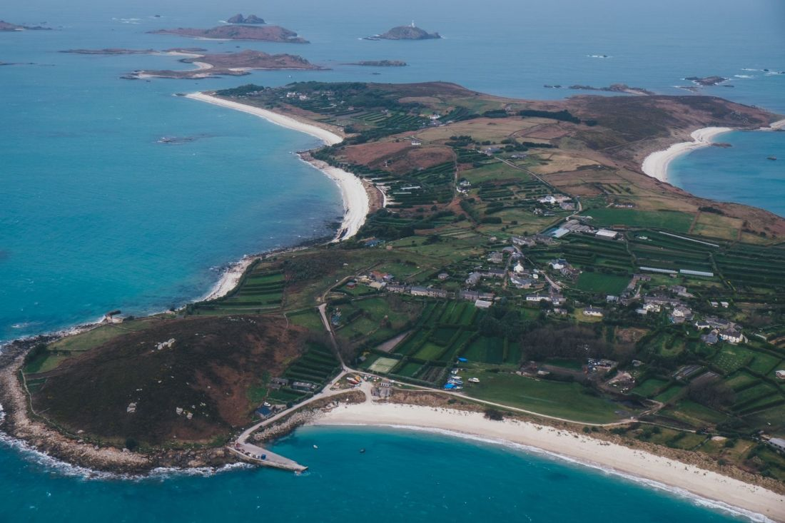Best beaches in the UK: Pentle Bay, Isles of Scilly