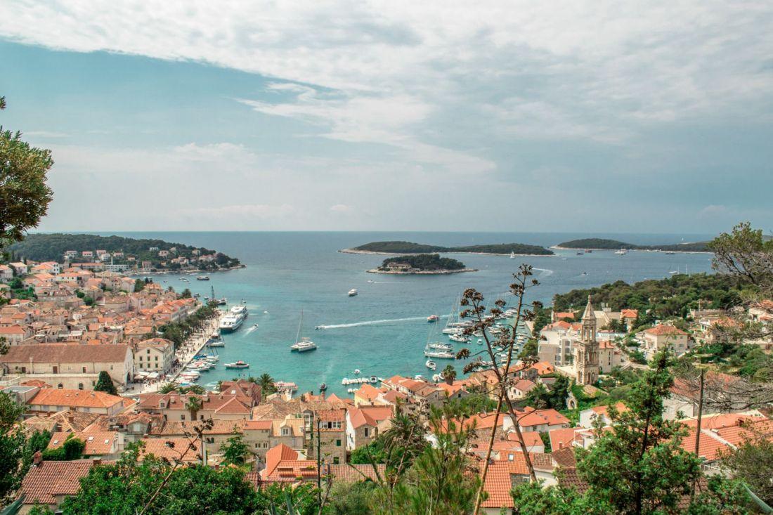 World's best party islands: Hvar, Croatia