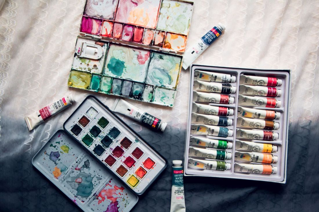 Best online classes: painting masterclass
