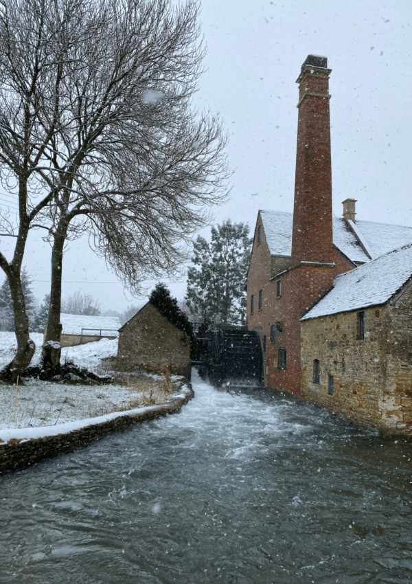 The Old Mill, Lower Slaughter