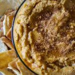 Pumpkin and Fig Hummus