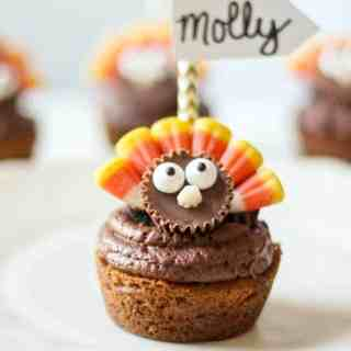 Thanksgiving Dessert Place Cards