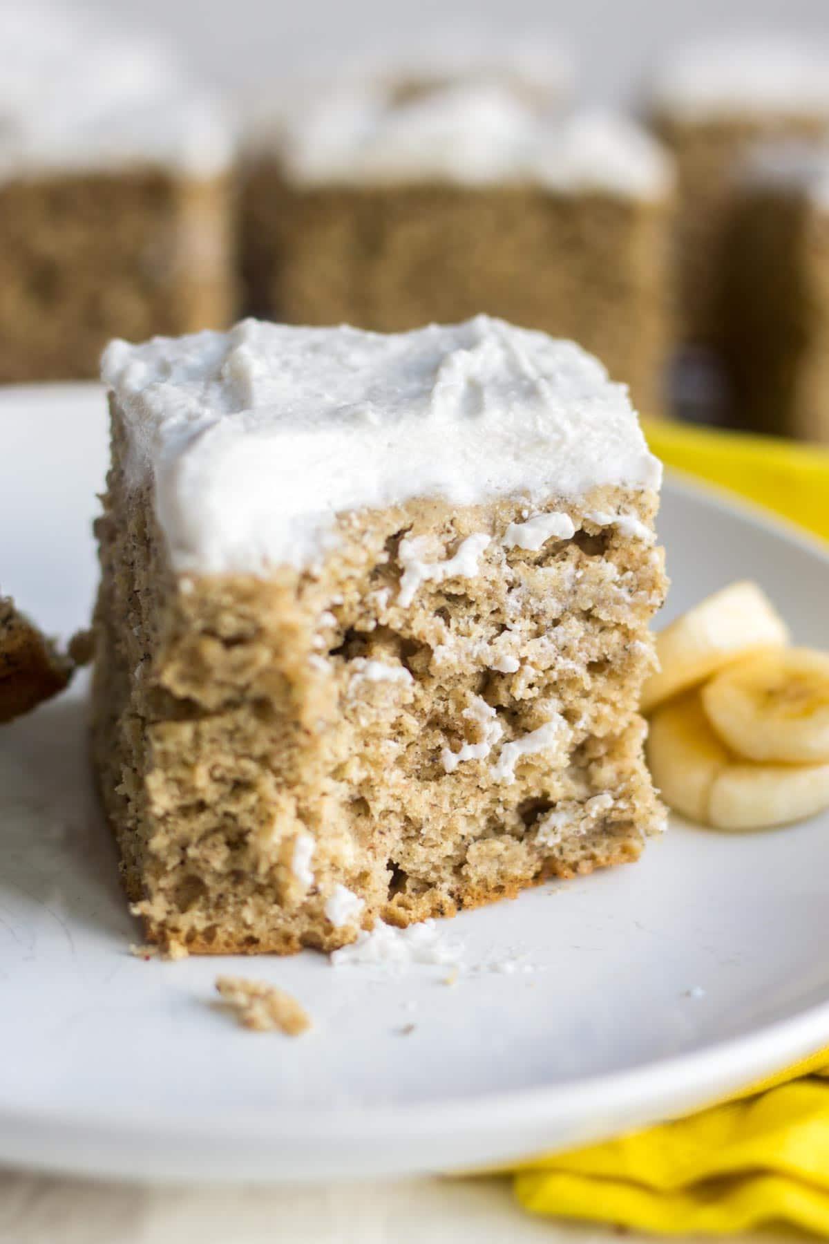 Moist Banana Cake Nigella