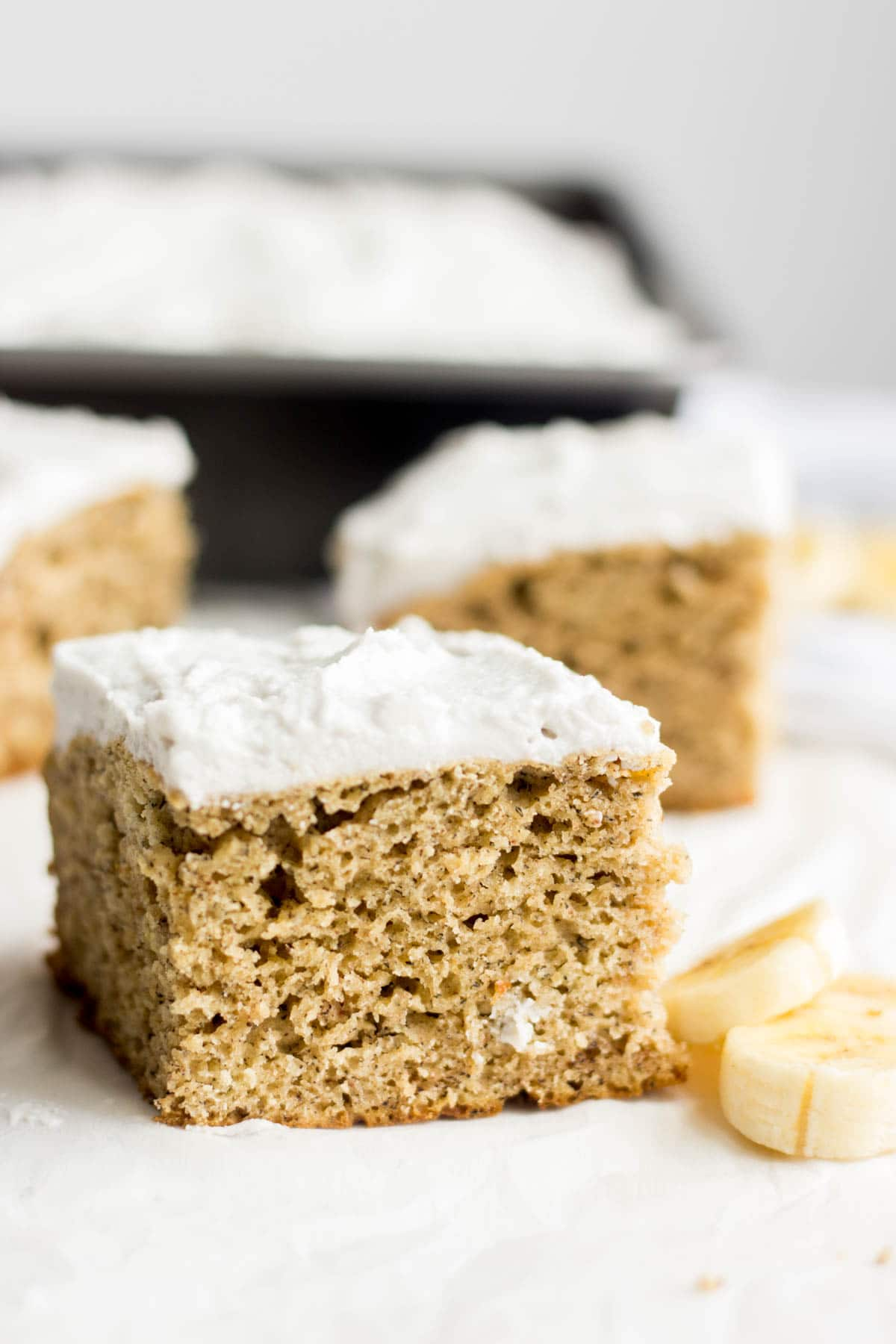 easy banana cake recipe
