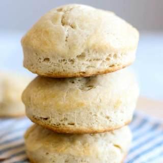 Easy Vegan Biscuits