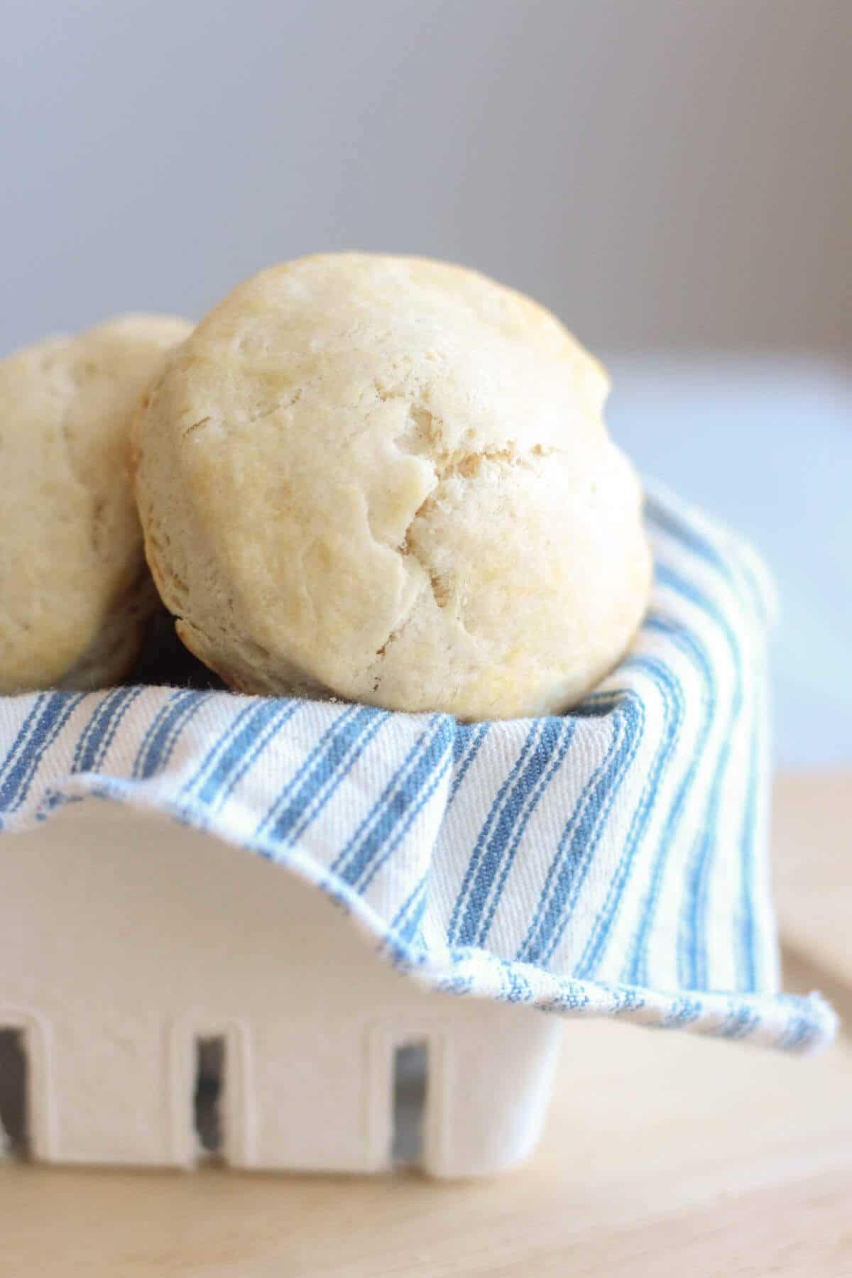 best damn vegan biscuits