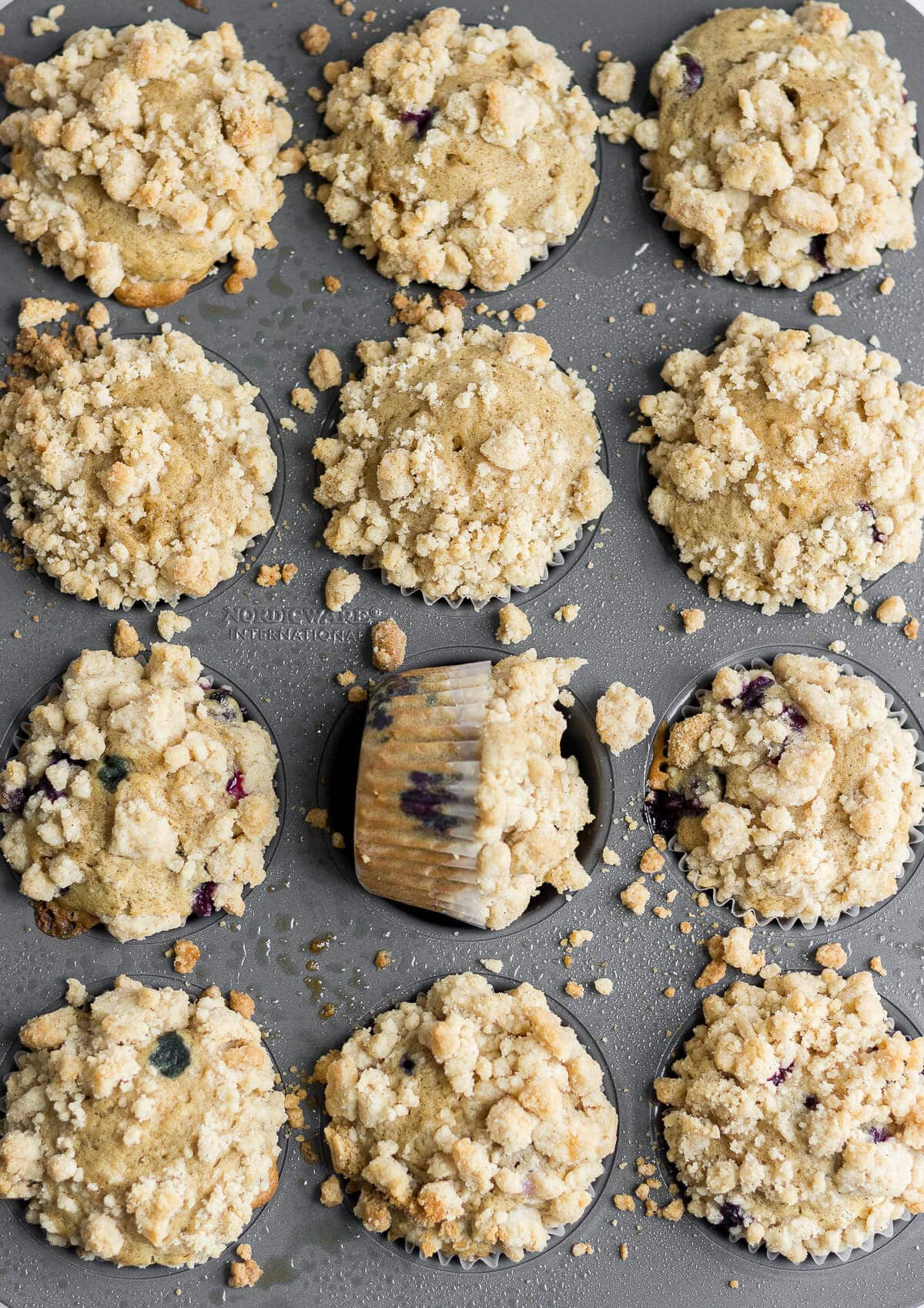 blueberry muffins easy