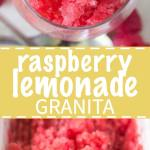 This cool and sweet dessert recipe is a light and refreshing end to any summer cook out. Featuring Simply Lemonade with Raspberry, the raspberry and lemon flavors burst with flavor in every bite. This super easy recipe is perfect for the end of summer!