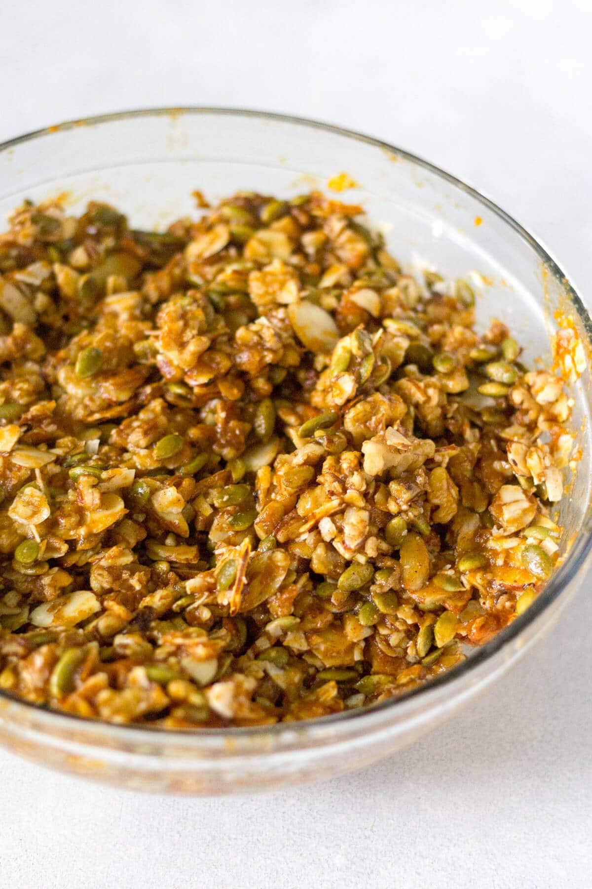 grain free granola recipe