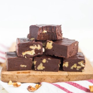 Easy Paleo Fudge +Giveaway