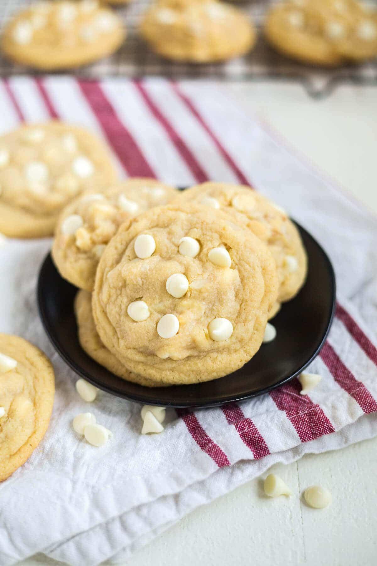 white chocolate macadamia nut cookie recipe